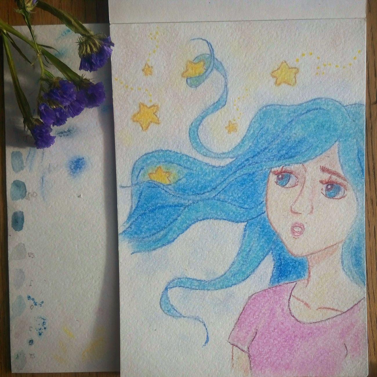 Drawing Art Pastel First Eyeem Photo