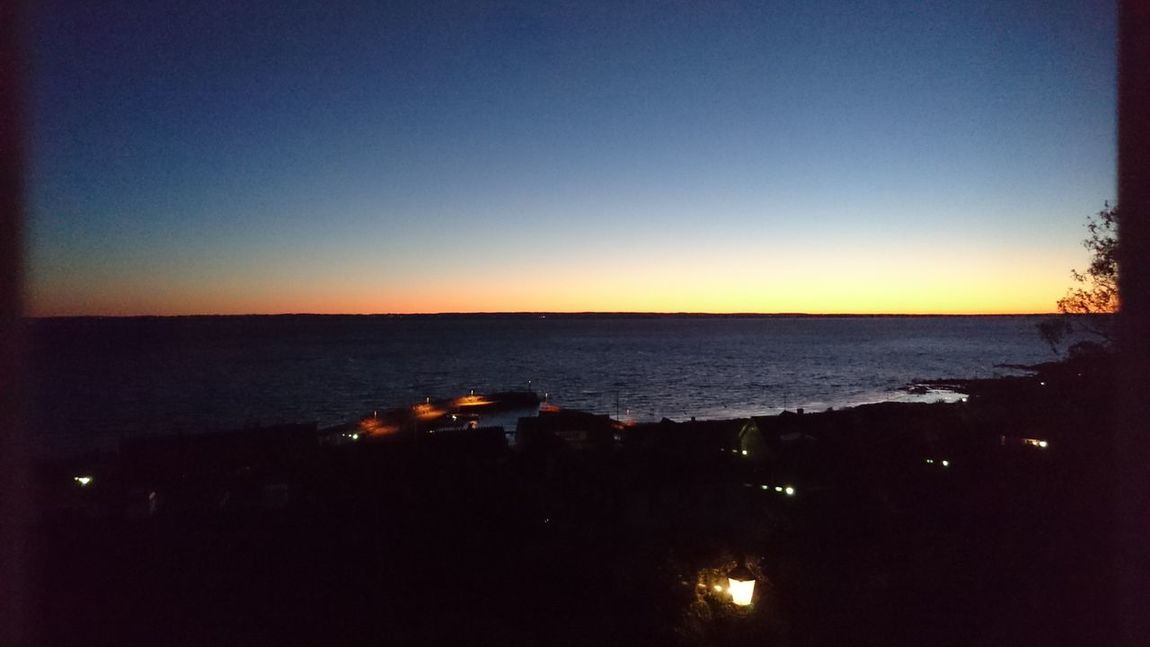 Morning Morning Light Water Sea Calm Arild Sweden Light And Shadow Enjoying Life Hotell