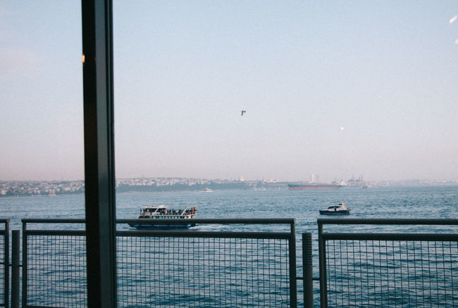 Sea View Istanbul Turkey Istanbulmodern Canon 70d Canonphotography Canon Sky