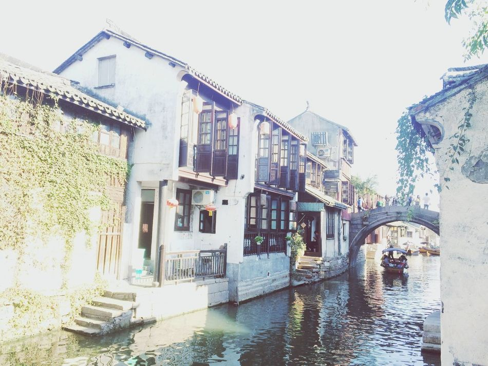Discover Your City China 上海周庄