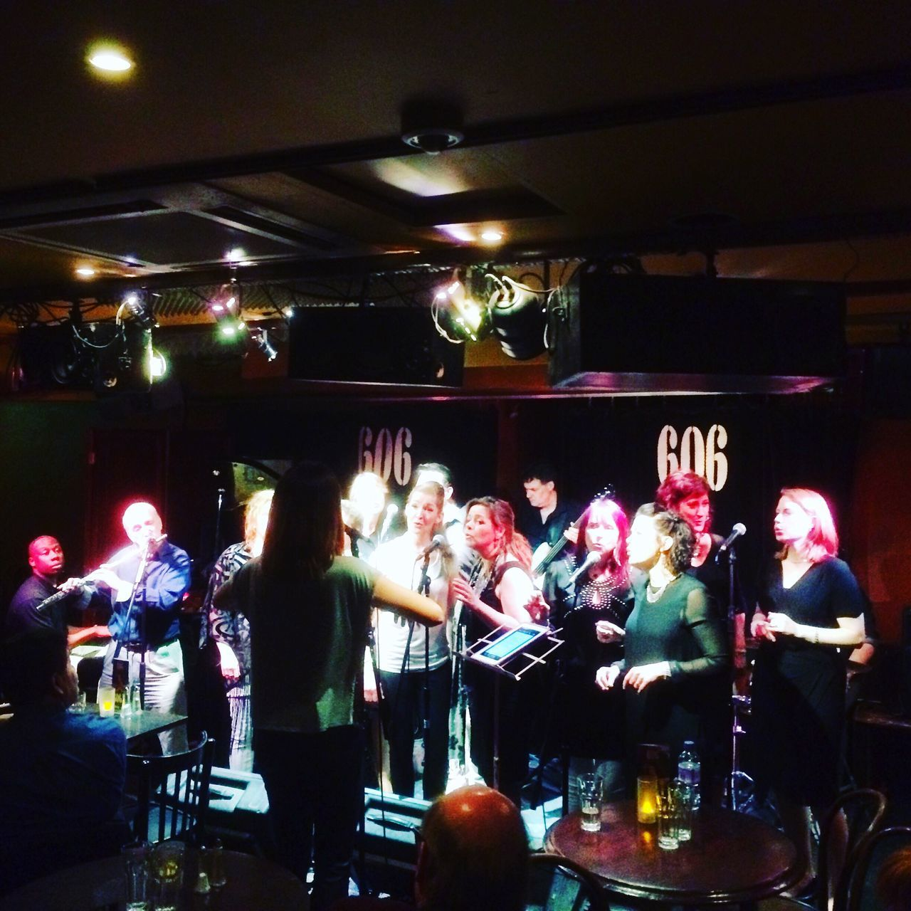 Women Who Inspire You 606 Jazz Club Chelsea Wandsworth Jazz Jazz Concert Jazzfest Jazz Club Jazzband GCGC Gospel Gospel Music Gospel Choir Gospelmusic Gospel Show