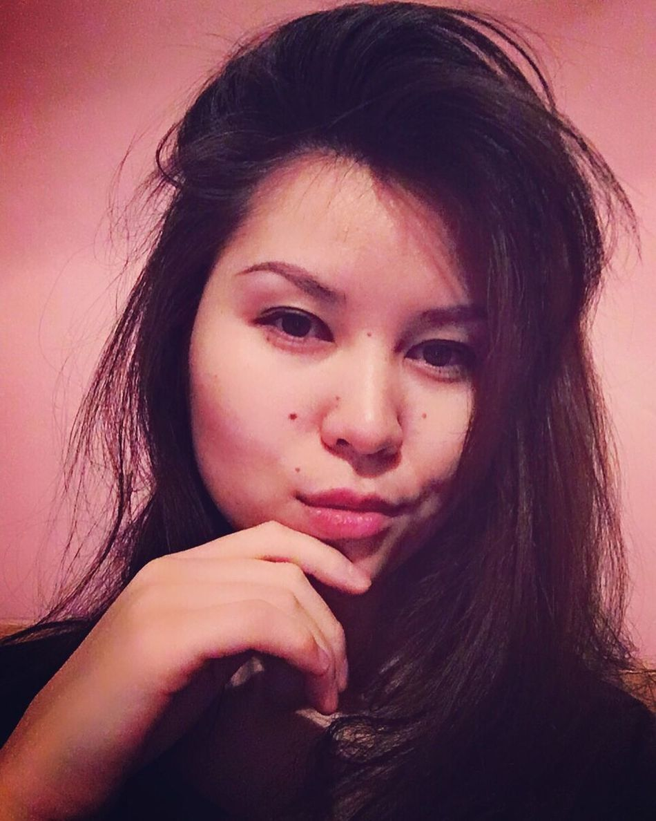 Real People Looking At Camera Portrait Photo Open Edit Eyem Gallery EyeEm Best Shots Photography Asian Eyes Profile Photo Asian Girl Kazakhstan Picture Taking Photos Smartphone Photography KazakhGirl First Eyeem Photo Kazakhstan Girls Hello World One Person Pic Beauty EyeEm Beautiful Selfie ♥