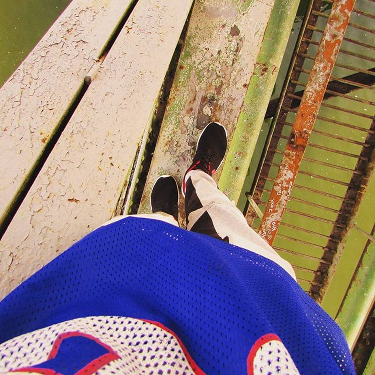Height Heightdifference Nike Bridge Underthebridge