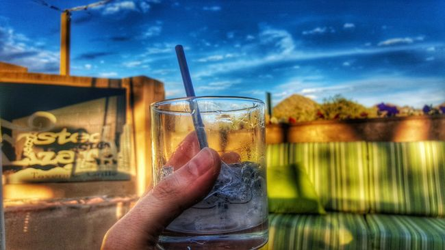 Slow Sippin' Drinking Taking Photos Samsungphotography Cheers Water Reflections Tranquil Scene SickEdit OpenEdit Drunken Mountain View Paradise Scottsdale