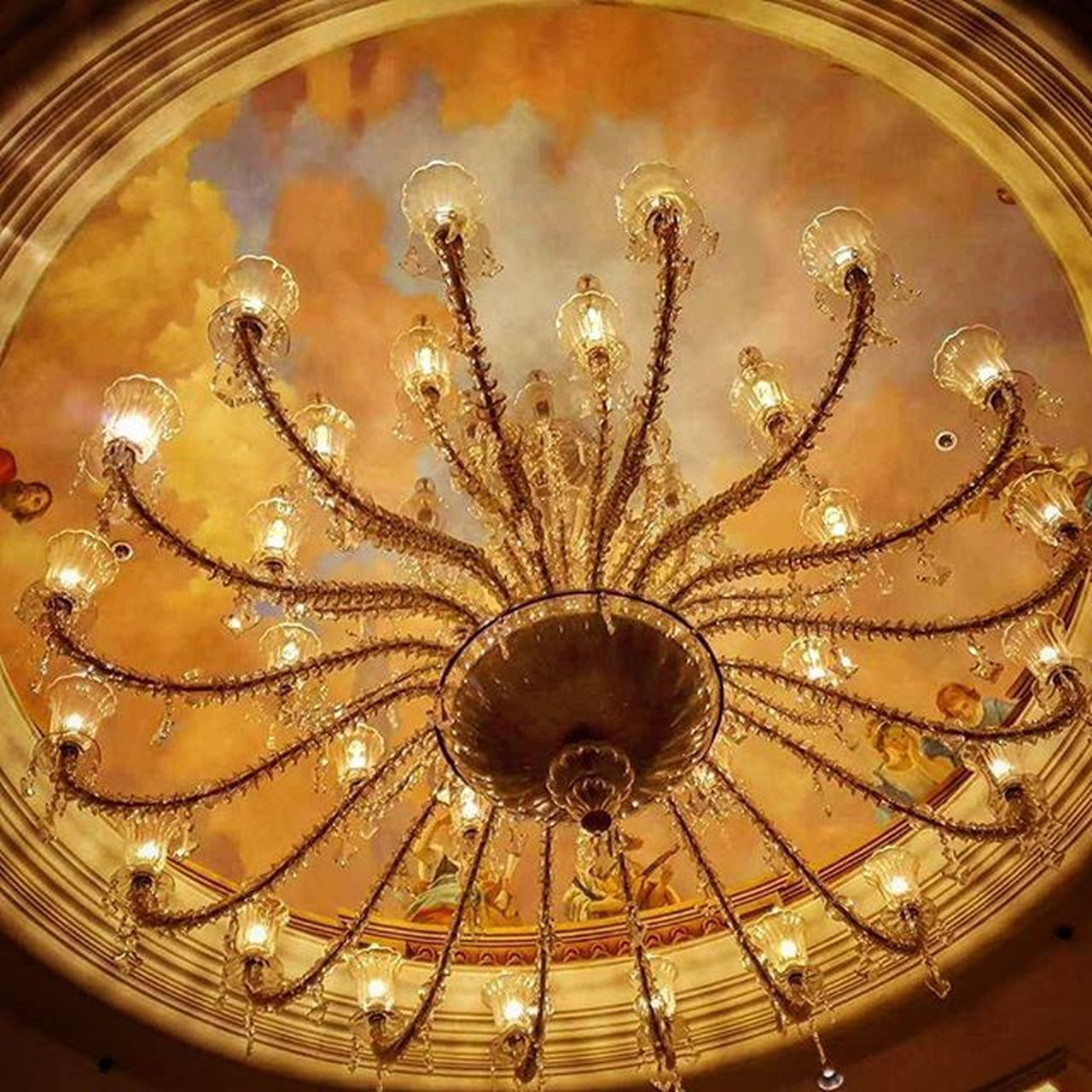 Venetian Venetianlasvegas Art Ceiling Chandelier BeautifulArt Lasvegas Vegasbaby Yolovegas Taramae