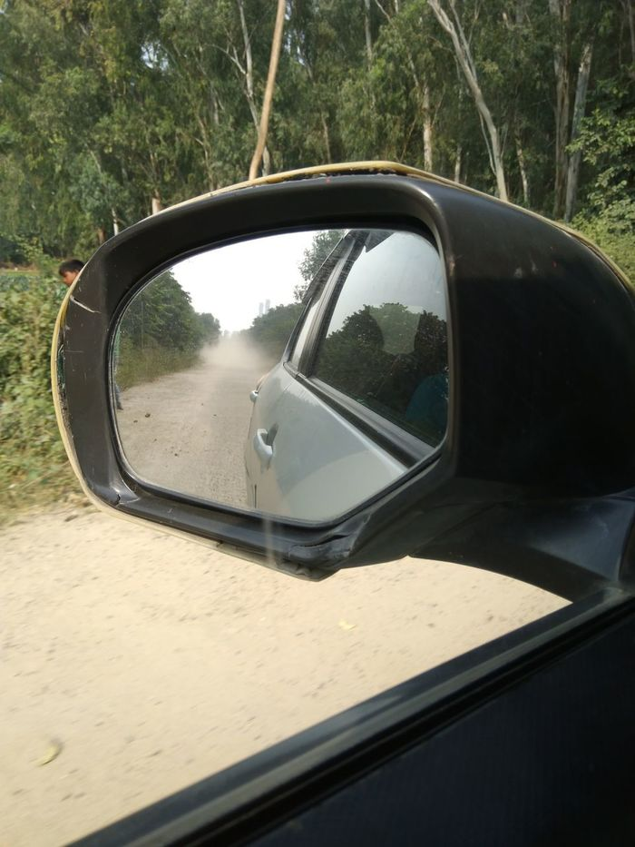 Car Mirror Side-view Mirror Reflection Day Vehicle Mirror Photography Themes Outdoors EyeEm