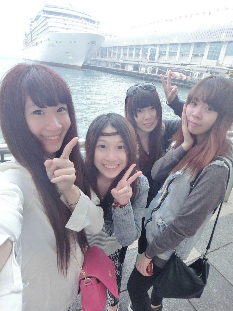 香港自由行 天星遊輪 The First Trip 尖東站
