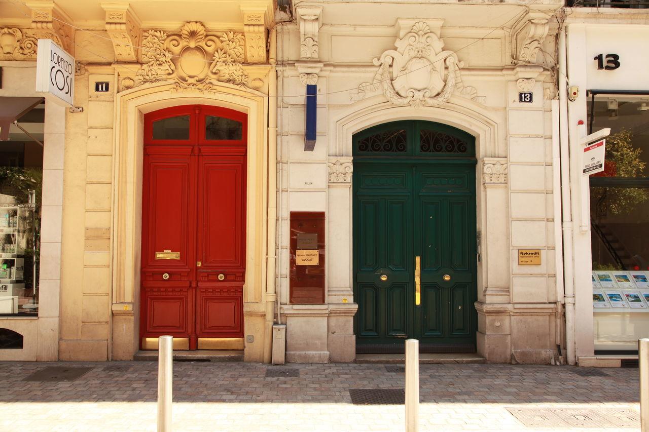 Architecture Cannes Fran Door Doors Old Door Ourdoors Outdoor Photography Outdoors Red Door And Green Door Red Dress