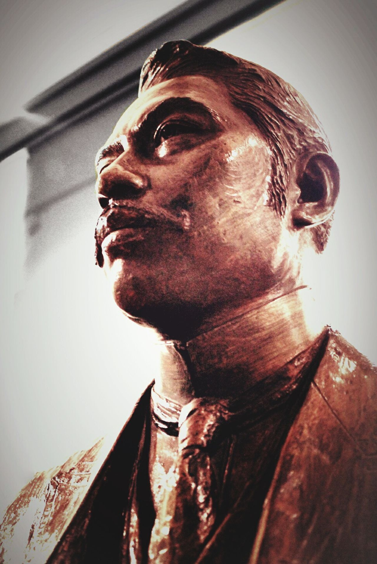 Luna. Juan Luna Filipino Artist National Hero National Hero Of Philippines Portrait Headshot Close-up Sculpture Art People Self Potrait