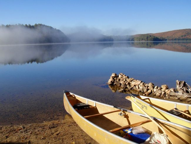 Algonquin Algonquin Park Algonquinprovincialpark Beauty In Nature Canoe Canoe Trip Canoeing Canoetrip Kayak Kayaking Lake Nature Paddle Reflection Scenics Tranquil Scene Tranquility Water