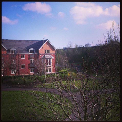 Nice day. Fresh Air Sunny
