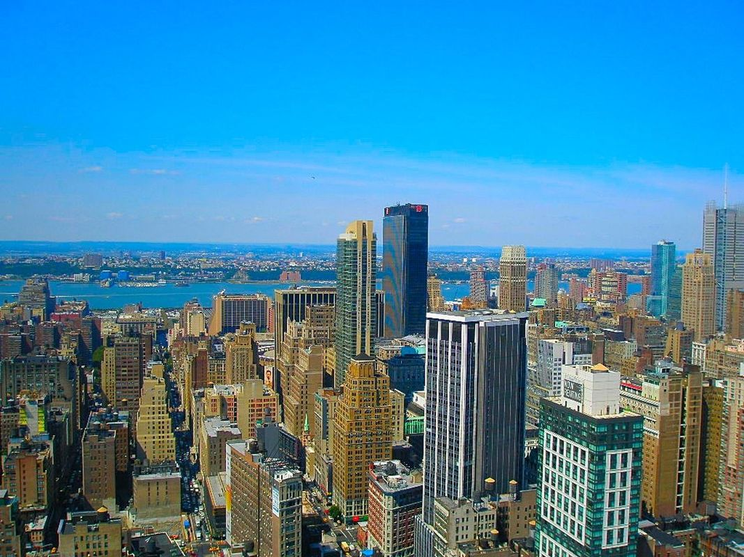 Great views what eye see  From My Archives 30 east 29th street by Mayk