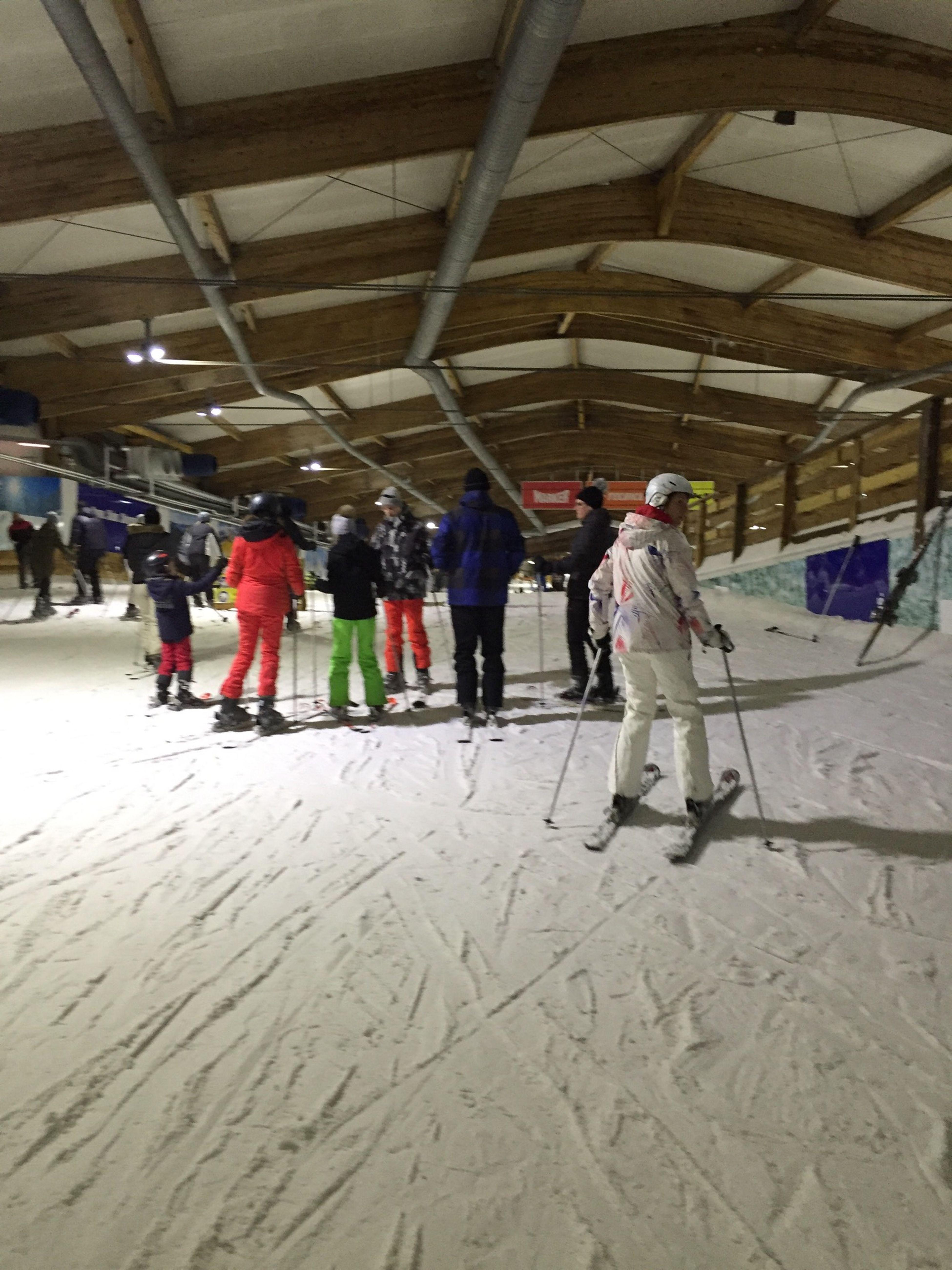 Skiën in german Alpine Center Botrop