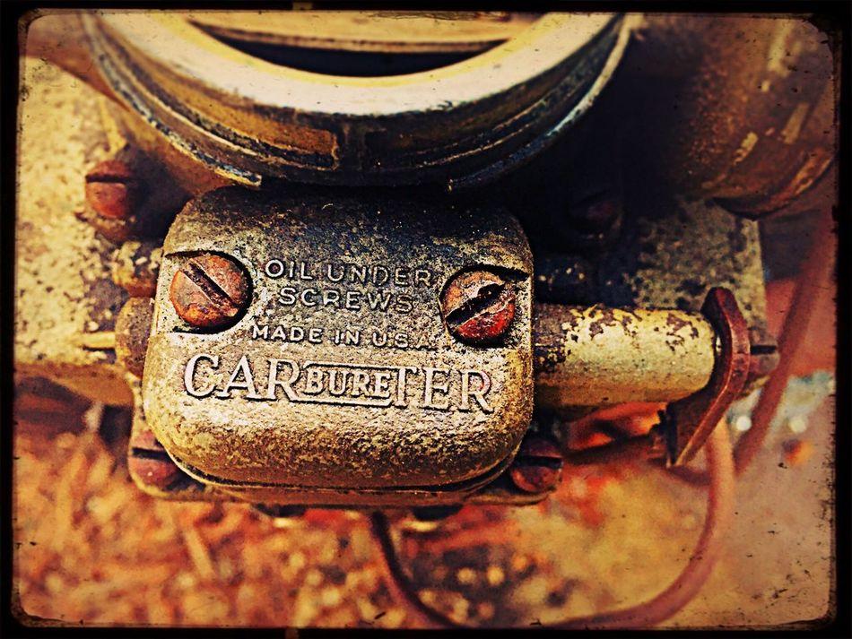 Carburator Classic Car Engine Repair Carburetor Gas