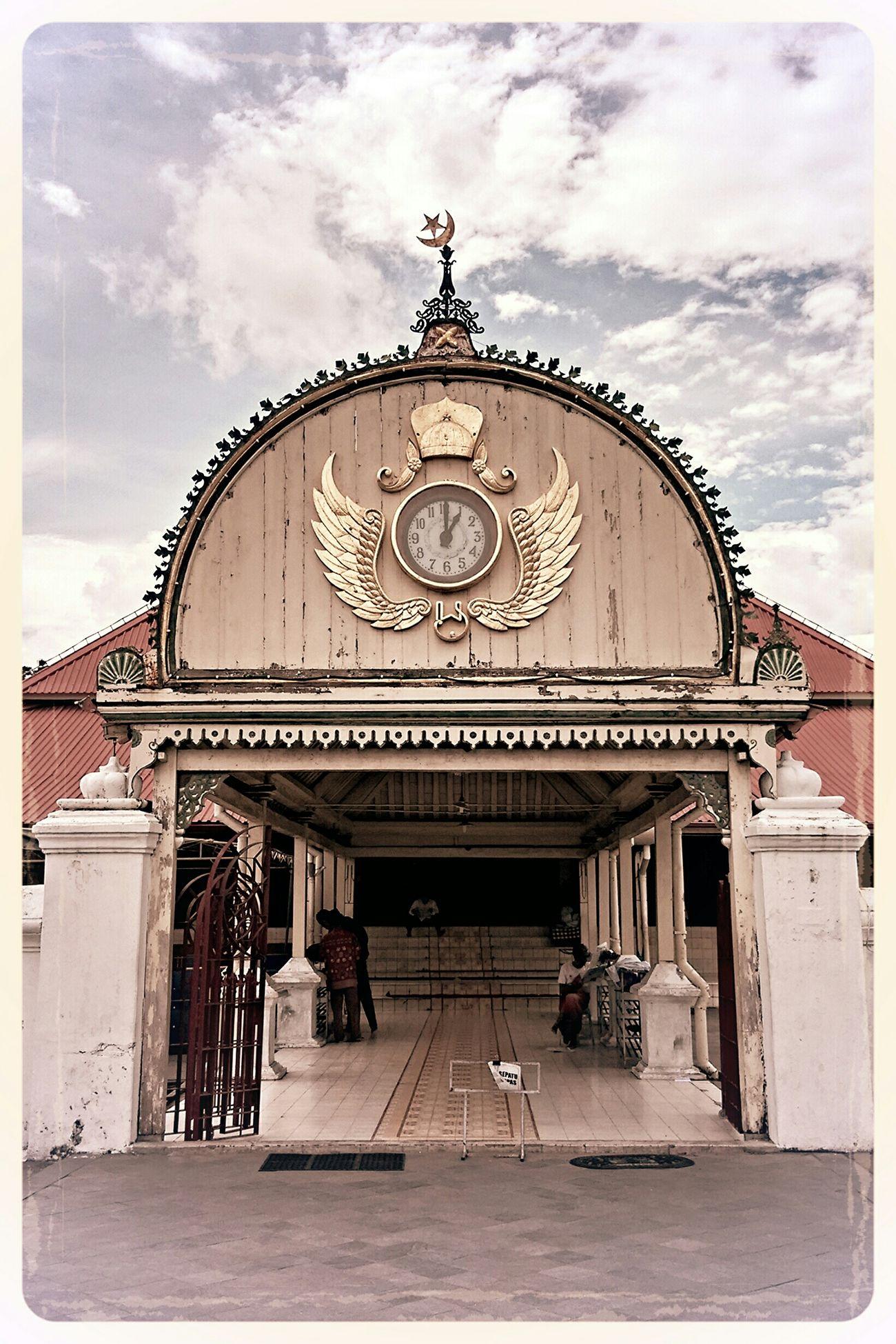 Masjid Gedhe Kauman Jogja ; Xiaomimi3