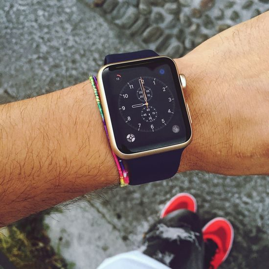 Human Body Part Human Hand Number Close-up Communication Technology Wireless Technology Watch Only Men IWatch Apple IPhone Sleeve  Wearable Computer Adults Only Outdoors One Man Only Adult Day People