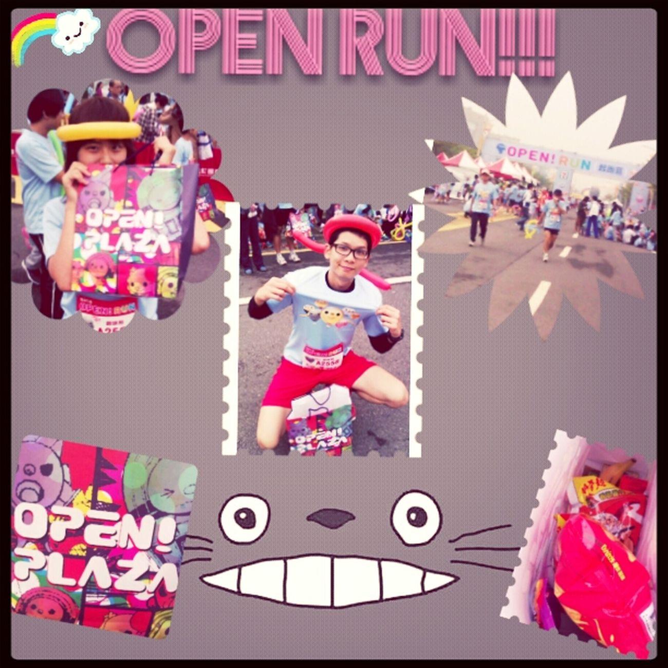 OPEN RUN!!!!!!