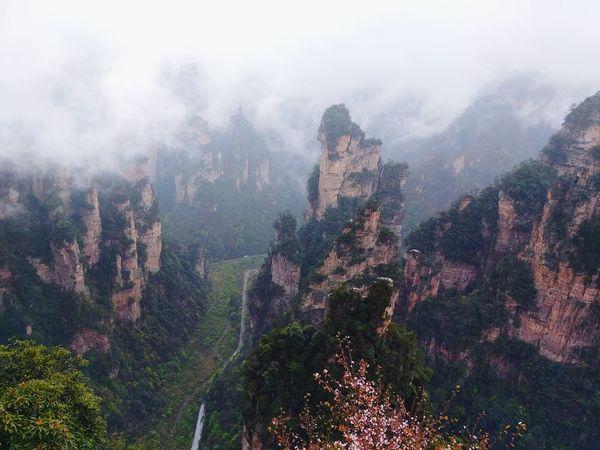 Qingming Festival Zhangjiajie