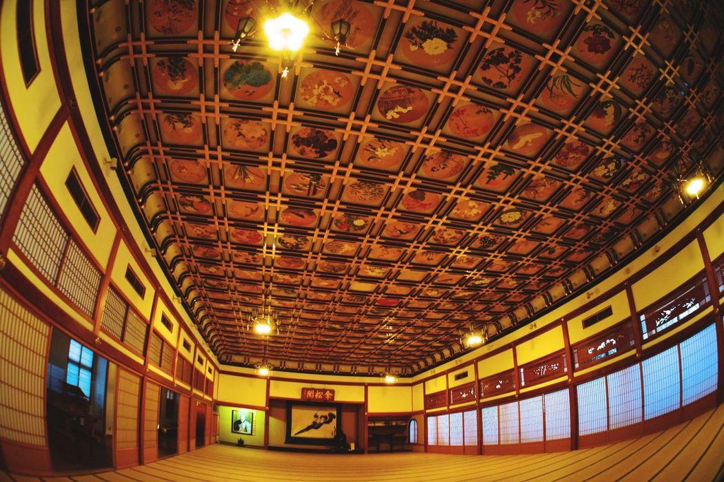 永平寺 福井 日本 Fujifilm X-E2 Japan Japanese Temple Ceiling Picture Fukui Eiheiji