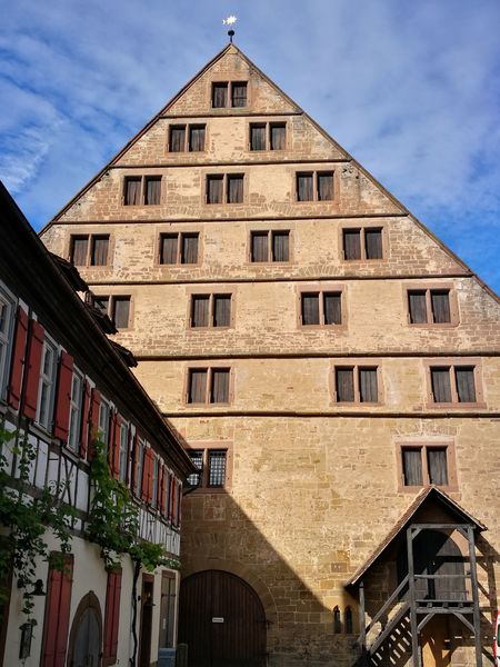 Architecture Building Exterior Built Structure Cloud - Sky Sky History Low Angle View Travel Destinations No People Outdoors Day City Architectural Column Ancient Civilization Wall - Building Feature Maulbronn Maulbronn Klosterhof Maulbronn Kloster Kloster Maulbronn Roof House Ancient EyeEmNewHere EyeEm Selects EyeEm Best Shots - Nature
