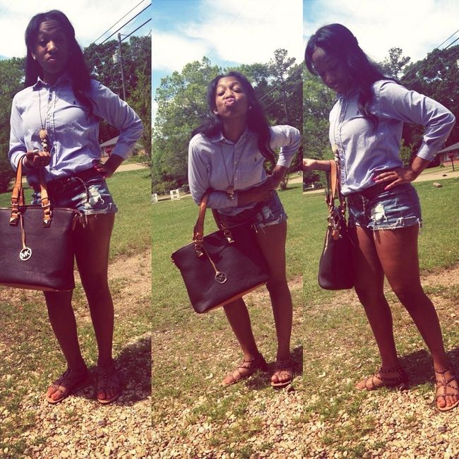 When He Find Out Im Thugging , I Know He Gone Flash Out & Loose It ❤✊