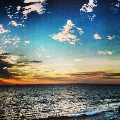 Sunset @ Cottlesloe Beach.