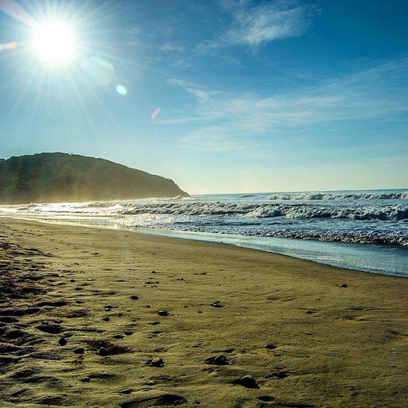 Sol, arena y mar... • OaxacaAPie Huatulco Igersyuc_verano