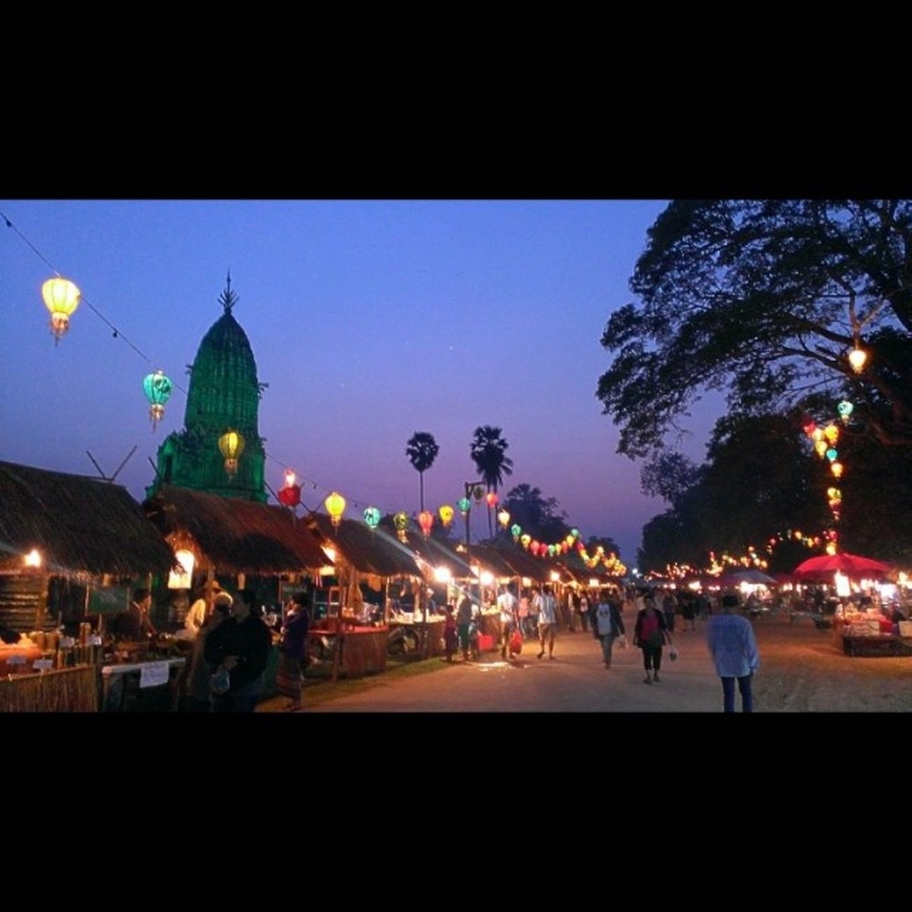ตลาดโบราณมหาธาตุ , สุโขทัย Sukothai Nightmarket Fleamarket Igersoftheday Igers Thailand Htc8x