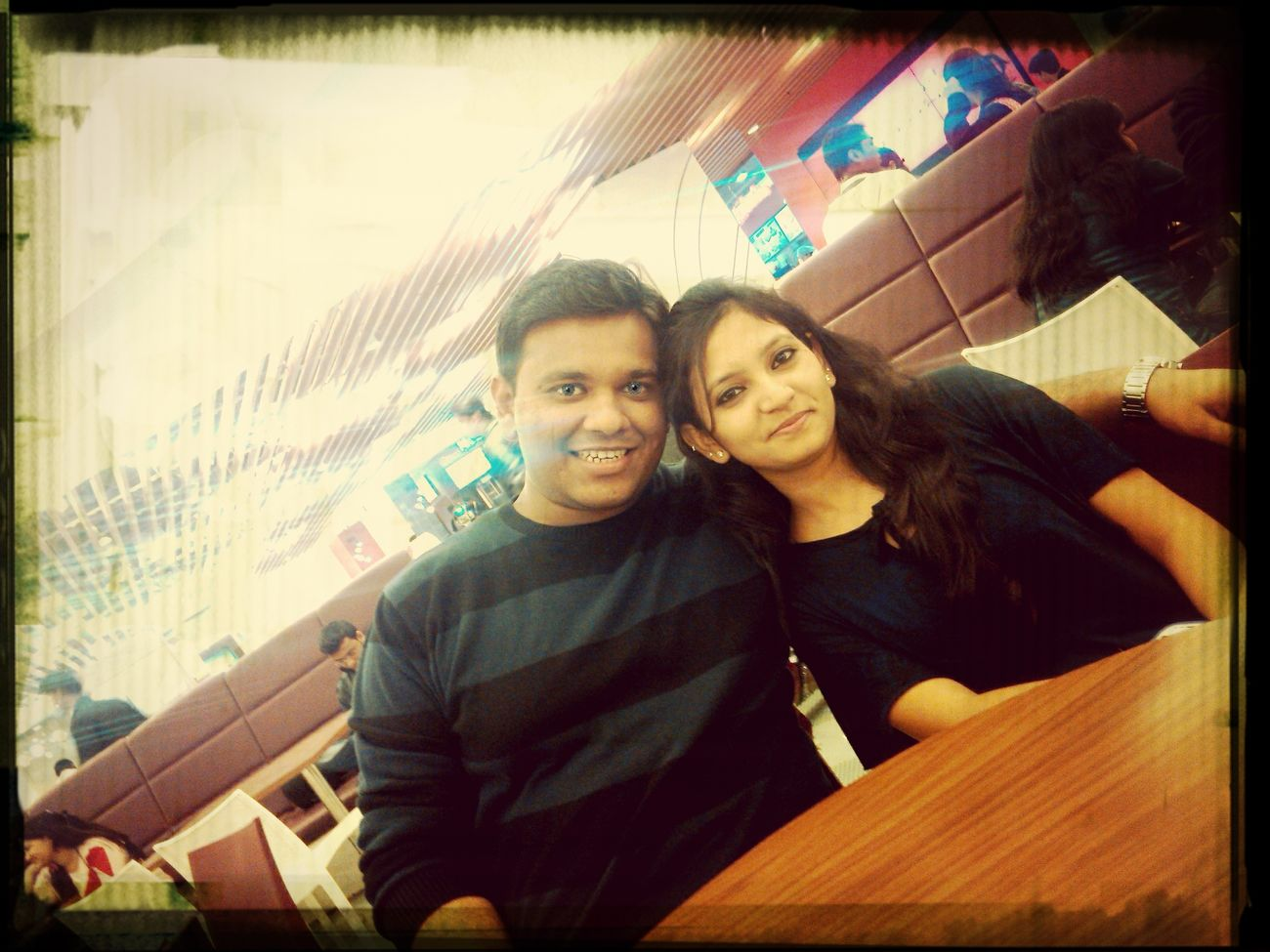 With mah.... Darling
