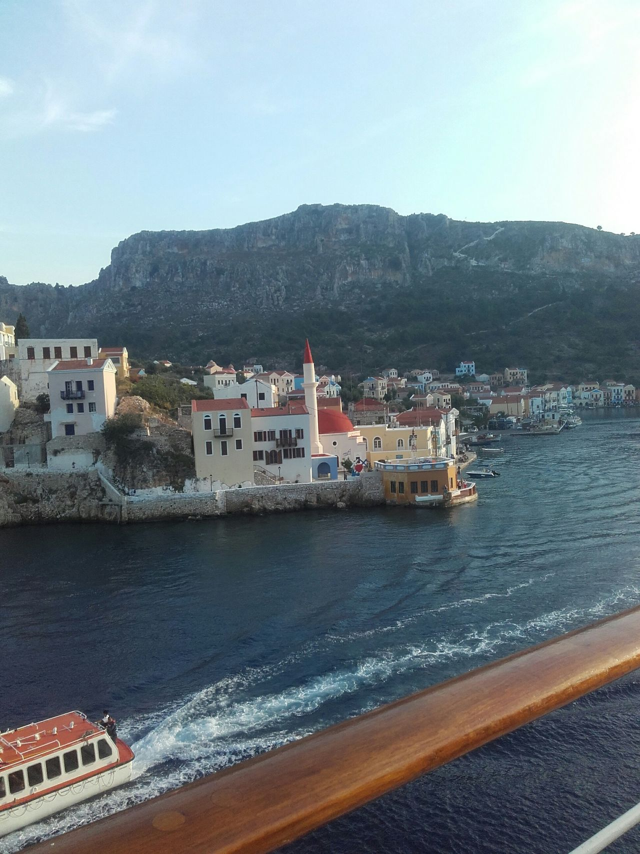 Kastellorizo Greece Boats Boats Boats 450 Inhabitants Beautiful Island Taking Photos Hello World Enjoying Life