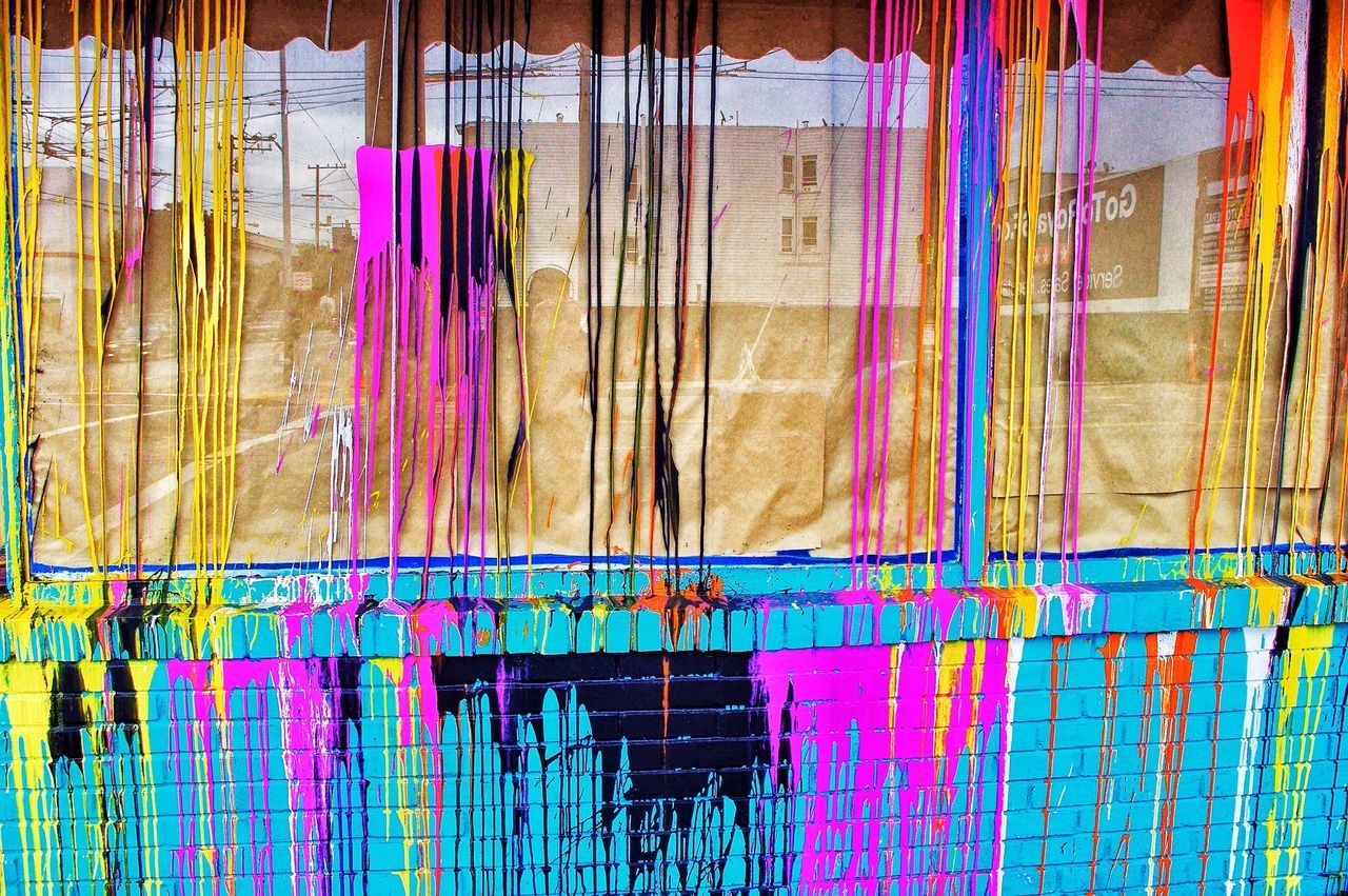 Colour Splash Shopfront