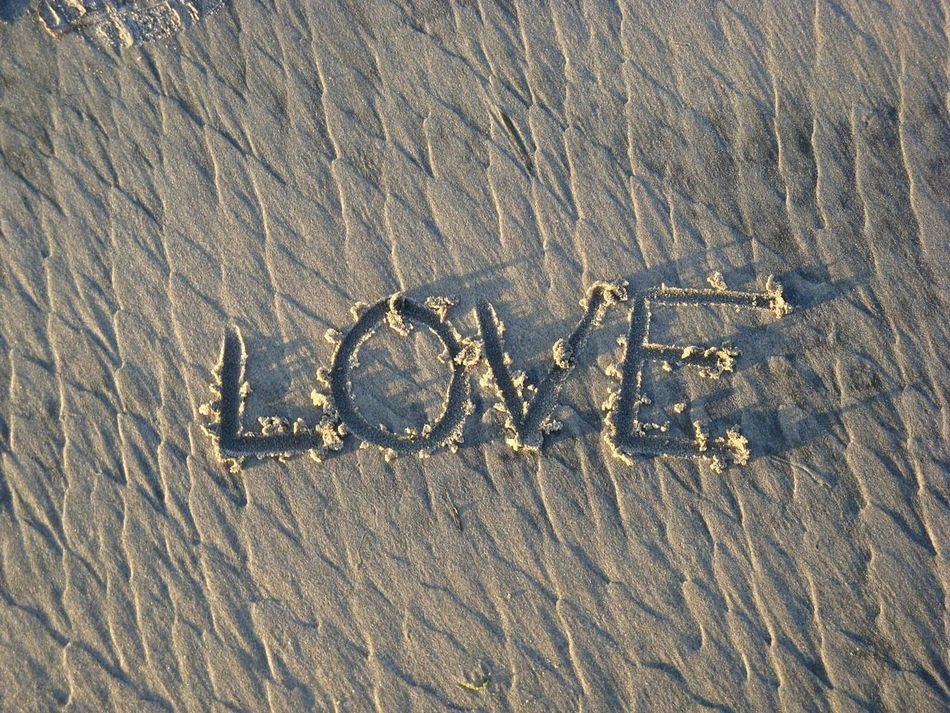 Love Visual Thought Backgrounds No People Low Section Sand Art Sand Abstract Photography Familiarity Symbol Wall Art Inspirational. Messeges In The Sand For: EyeEm Simple Pleasures In Life The Great Outdoors - 2017 EyeEm Awards Out Of The Box Live For The Story The Photojournalist - 2017 EyeEm Awards Place Of Heart The Portraitist - 2017 EyeEm Awards Sommergefühle Let's Go. Together. EyeEm Selects