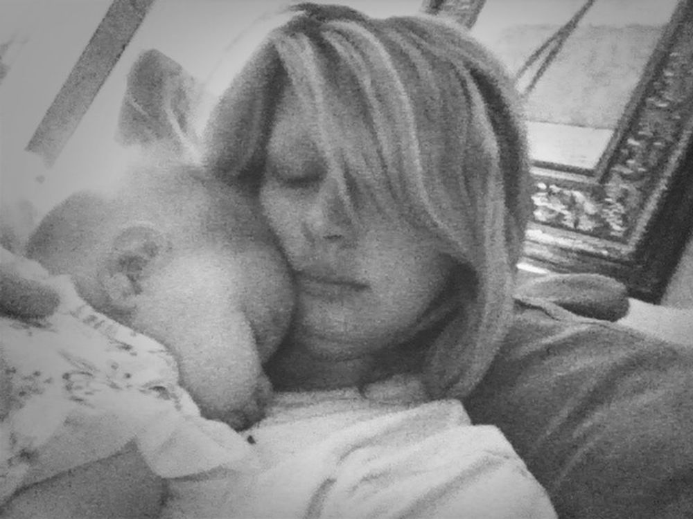I live for little moments like this.........but this doesn't pay the bills so I better put her down and get ready for work! lol My Sweet Girl