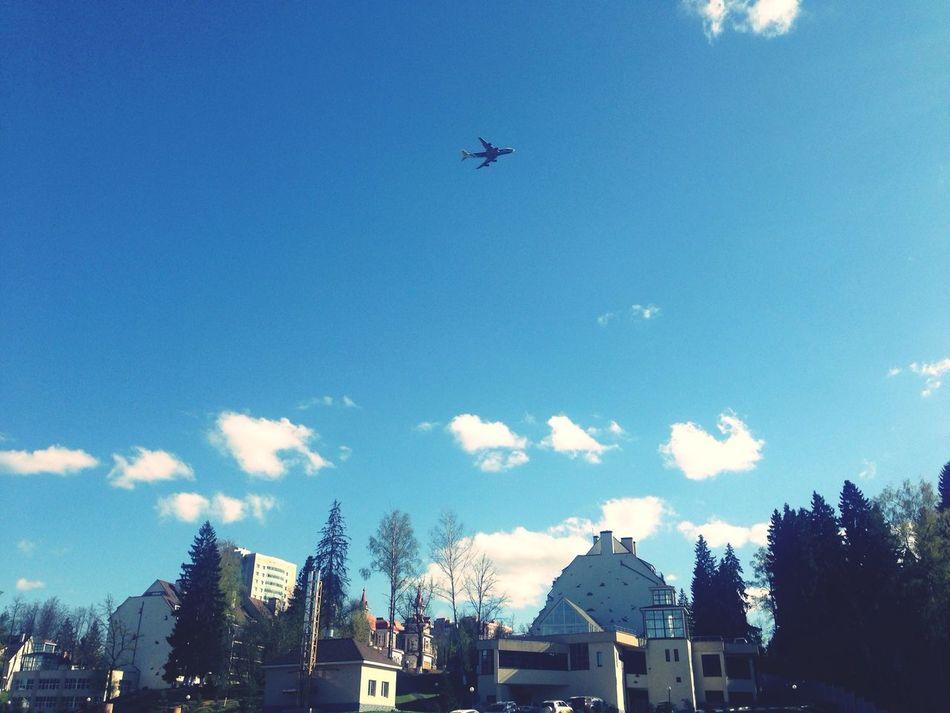 Sky Village Flight Dreams