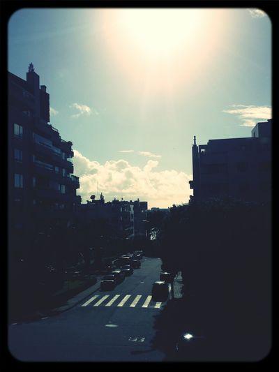 Sun is back Sun EyeEm Porto