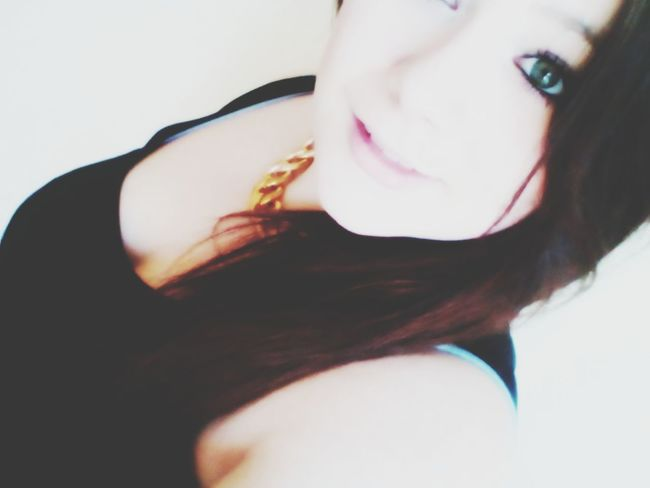 Smile ✌ Green/Blue Eyes  Dreaming. ‹3 That's Me