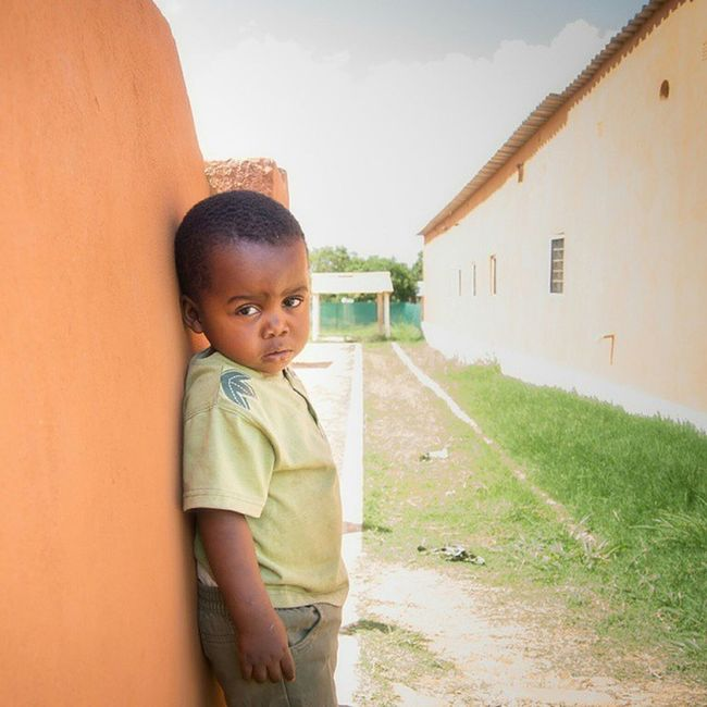 Kazembeorphanage2014 Travel Explore Zambia Africa Faces Of EyeEm Faces Of The World Portrait Children