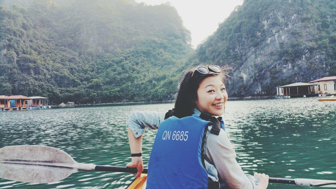 Beautiful stock photos of vietnam, mountain, water, casual clothing, leisure activity