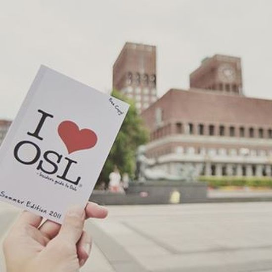 I 💙 Oslo | Oslo, Norway Travel Oslo Norway