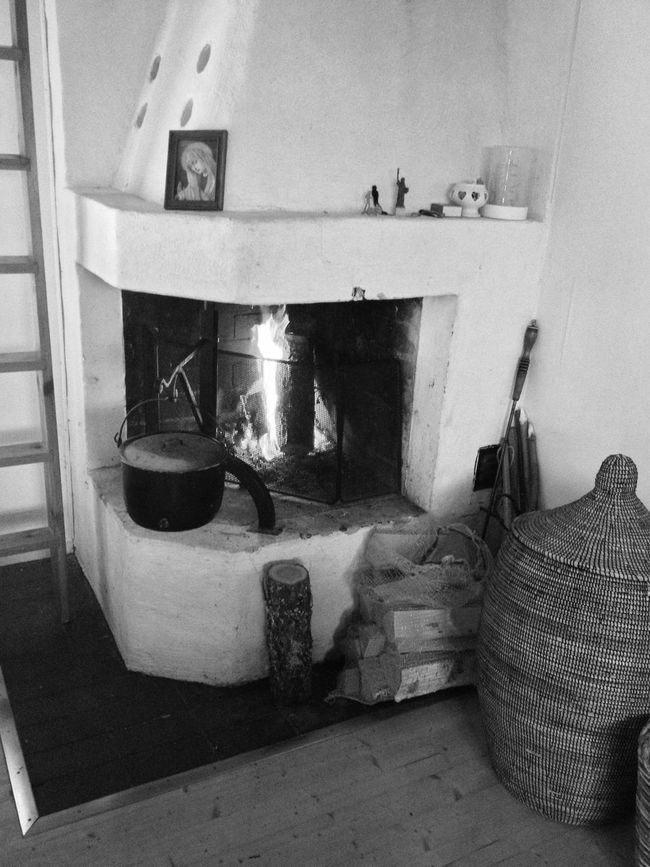 Fireplace Cottage Gräsö Hanging Out Chilling EyeEm Best Shots Eye4photography  Blackandwhite EyeEmBestPics Eye4black&white