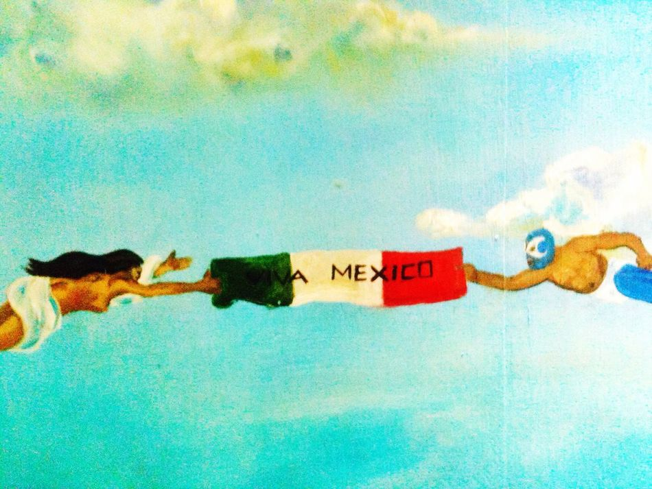 Mexico Vivamexico Art Popular Art Museodeljuguete Culture Lucha Libre