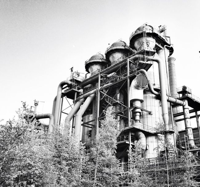 New lost world Urban Nature Beauty Of Decay Industrial Geknürzel