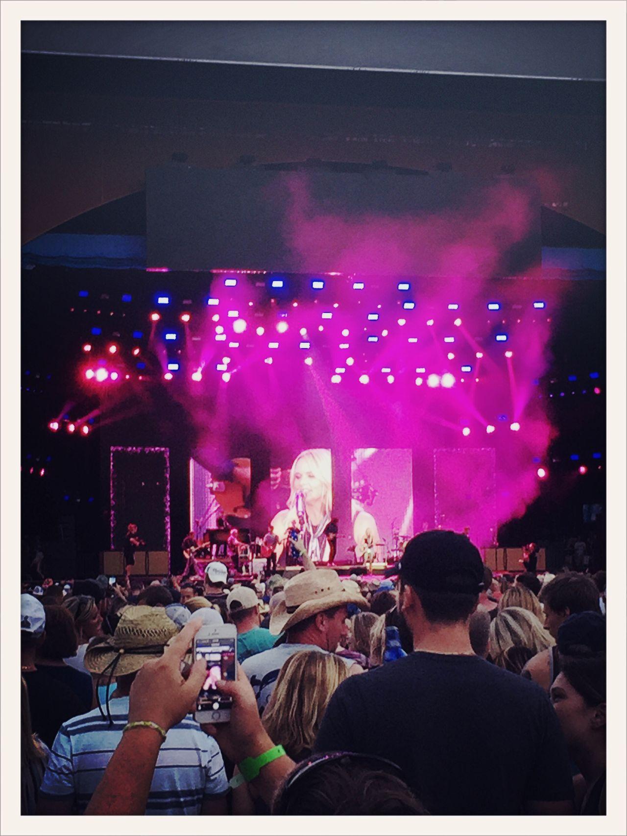 Country Fest: Miranda Lambert Miranda Lambert Best Of EyeEm NEM Mood Summer2016 Best EyeEm Shot AMPt_community Summer Concerts