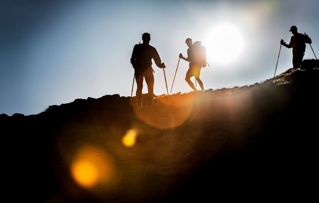 Beautiful stock photos of mountains, Adventure, Day, Full Length, Hiking