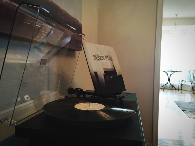 """Thepostalservice Dcfc Nowspinning Vinyl They will see us waving from such great heights, """"Come down now,"""" they'll say But everything looks perfect from far away, """"Come down now,"""" but we'll stay..."""