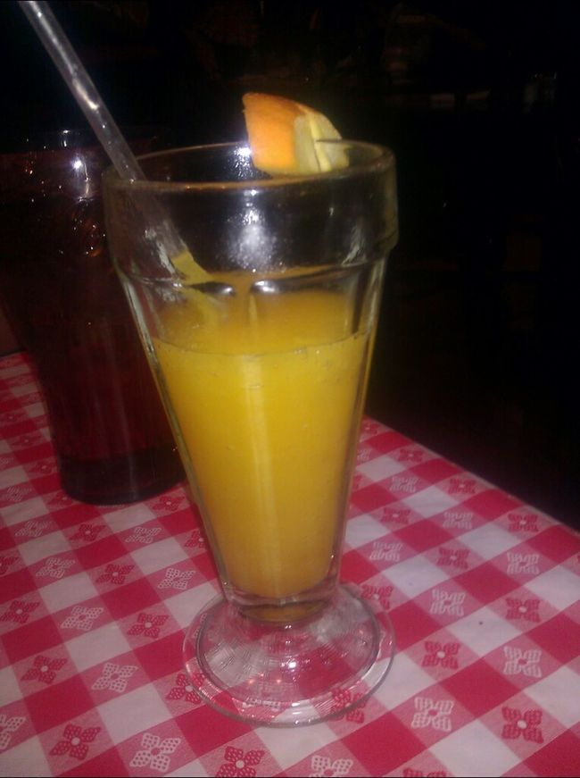 First Legal Drink