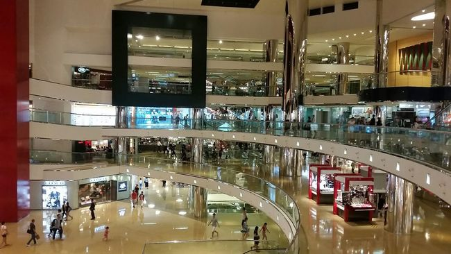 An evening in citiplaza