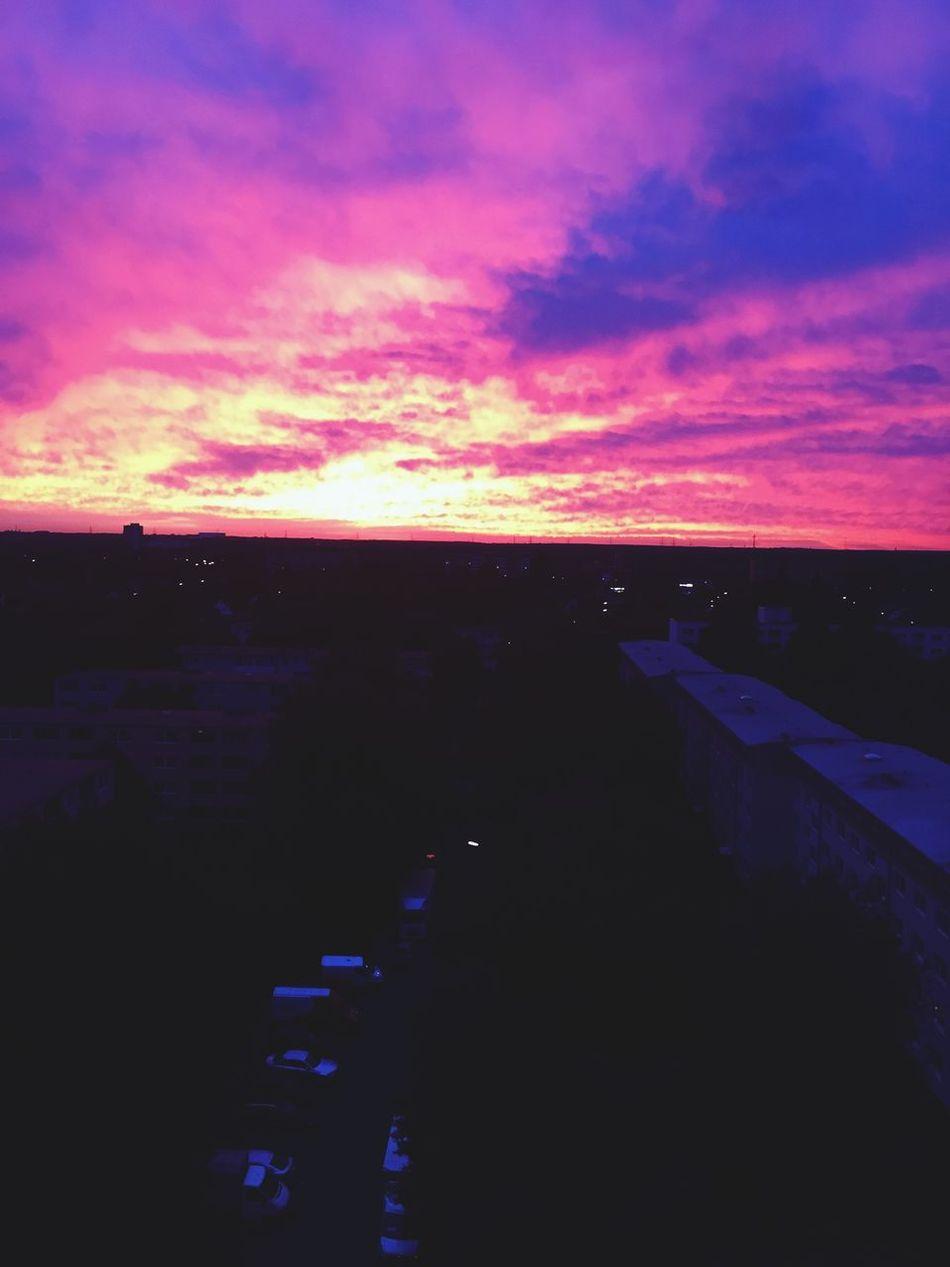 Nice skyes at the morning