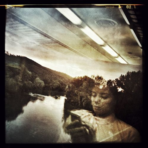 Dreaming The Illusionist - 2014 EyeEm Awards Iphone Photography Awards Traveling