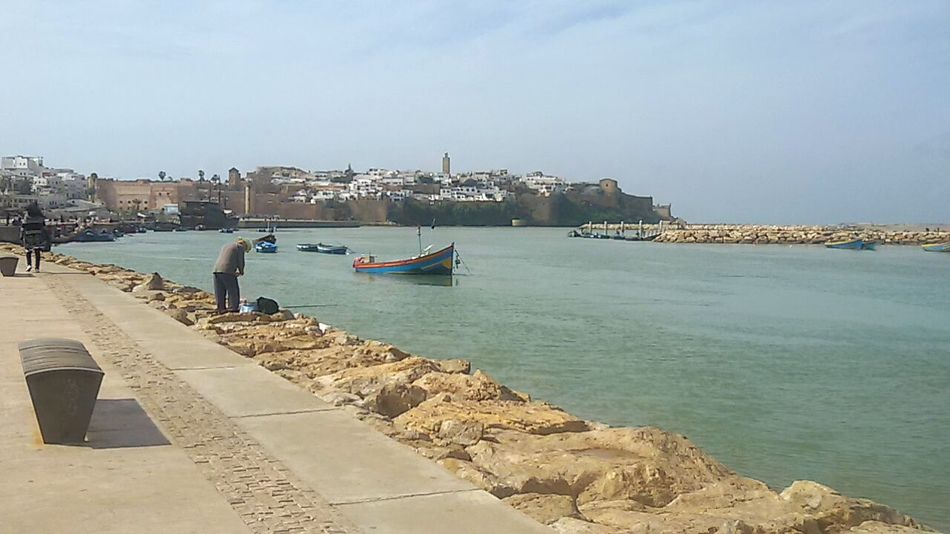 Bouregreg Marina Bouregregriver Water Day Sky Les Oudayas Morocco Eyeemvision WeekOnEyeEm EyeEm Gallery